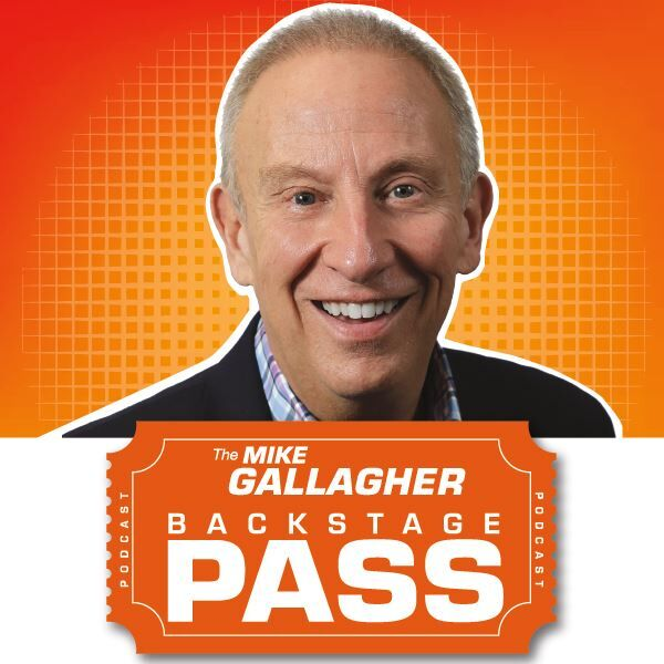 The Mike Gallagher Backstage Pass